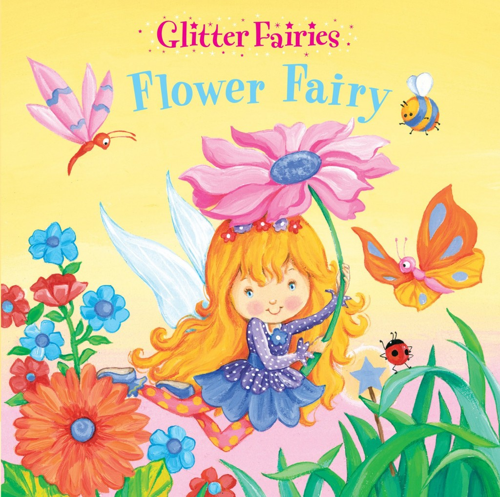 Glitter Fairies Series Juliet Knight