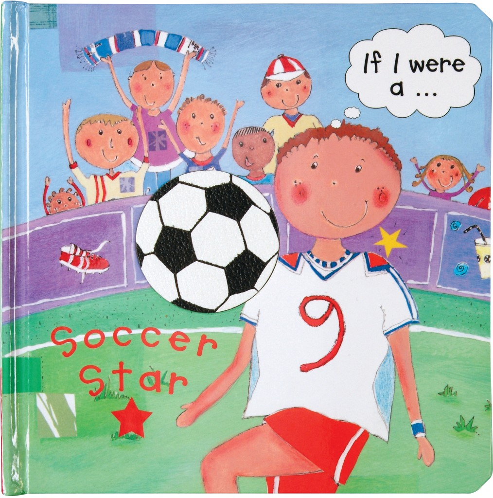 If I Were A Soccer Star Cover.eps