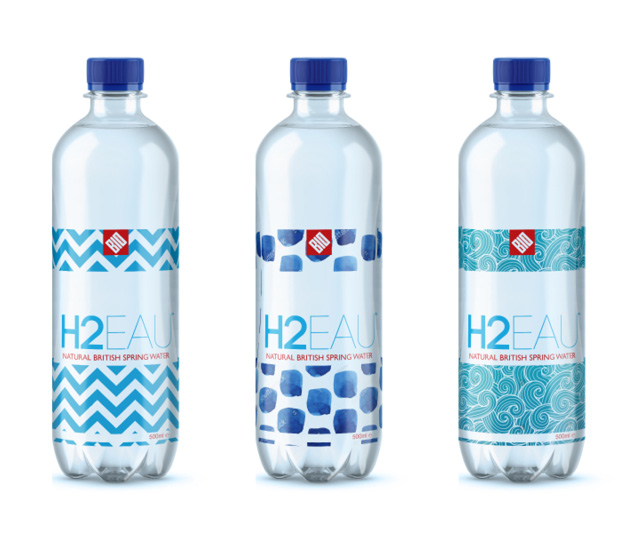 H2EAU packaging
